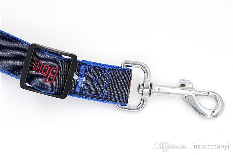 Haute quanlity pas cher prix fournitures pour animaux de compagnie chien chat réglable voiture sécurité de véhicule ceinture de sécurité Harnais de ceinture