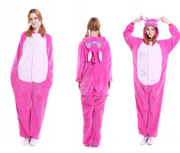 daf46a5f69d38 Acheter Kigurumi Costumes De Noël Pyjamas Tout En Un Pyjama Costume Animal  Costume Cosplay Costume Vêtement D'adulte Flanelle Pingouin Bande Dessinée  ...
