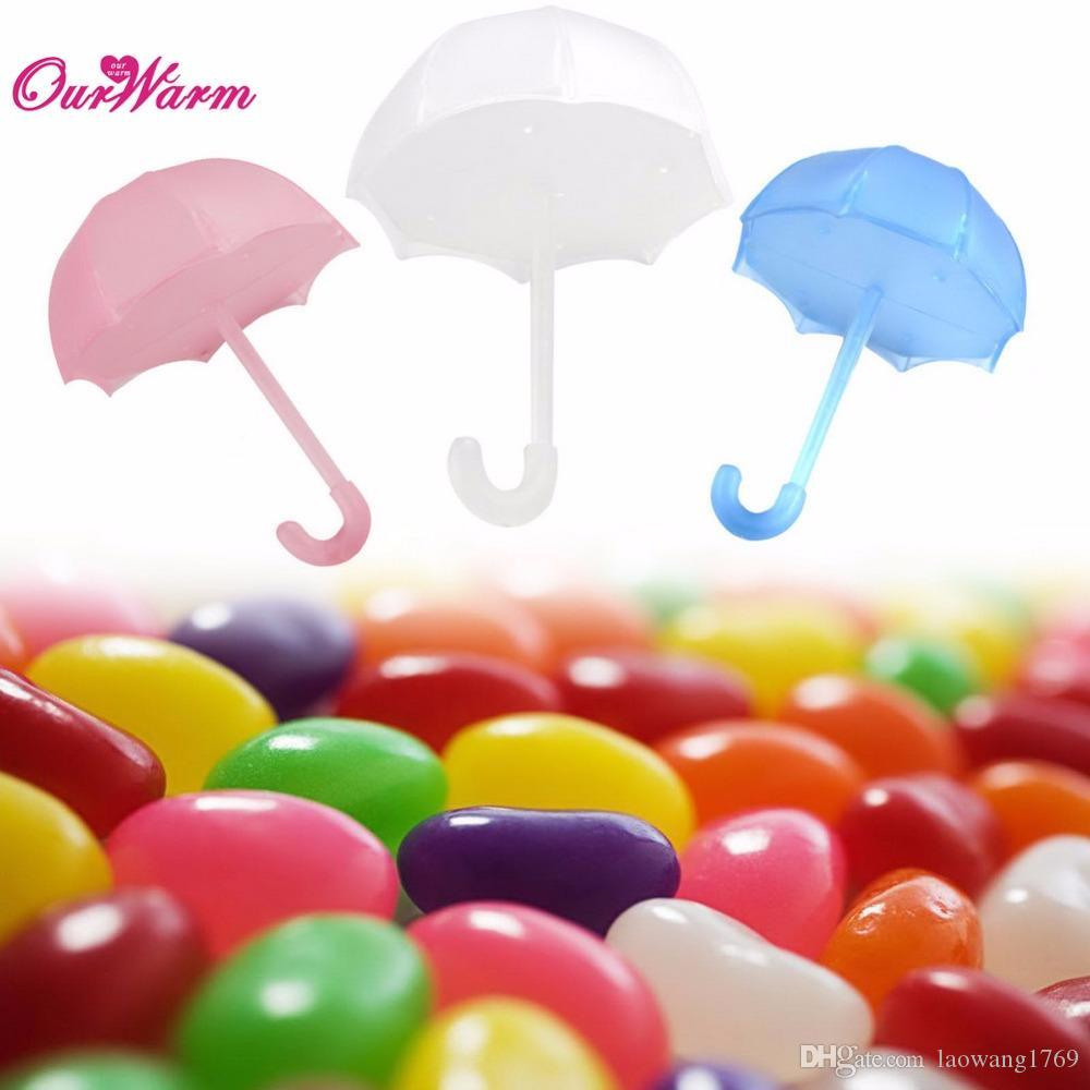 2018 Umbrella Design Candy Box Wedding Bags For Sweets Wedding ...