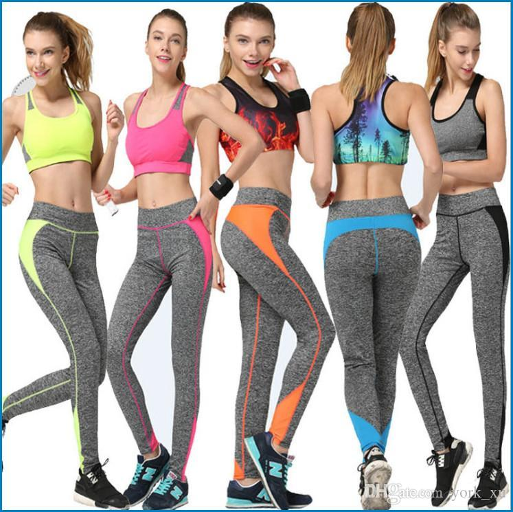 cdc001df6a38d6 2019 Work Out Leggings Cotton Printed Leggings Yoga Sport Leggings Fashion  Fitness Pencil Pant Tights Jeggings DHL From York_xu, $15.57 | DHgate.Com
