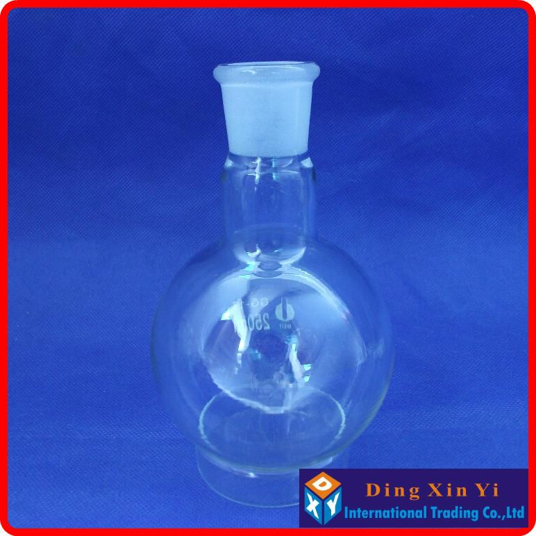 2019 Wholesale 250ml 24/29 Single Neck Round Bottom Flask,Boiling Flask  Round Bottom,Short Neck Standard Ground Mouth From Baolv, $21.46 |  DHgate.Com