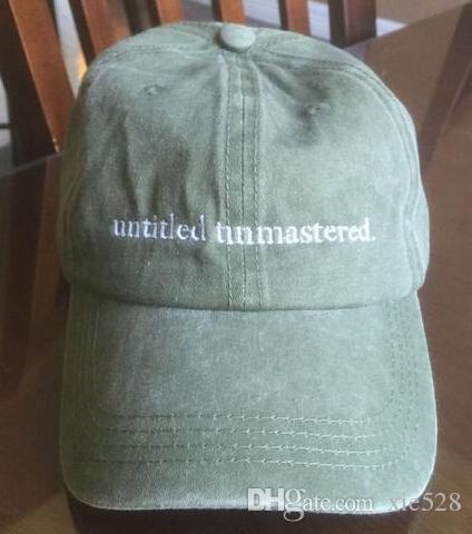 fd029f881b1 New Cap Men Snapback Kendrick Lamar Untitled Unmastered Embroidery Hip Hop  Dad Hat Rap Brand Baseball Cap ENOUGH Red Women Men Gorras Hombre Custom  Hats ...