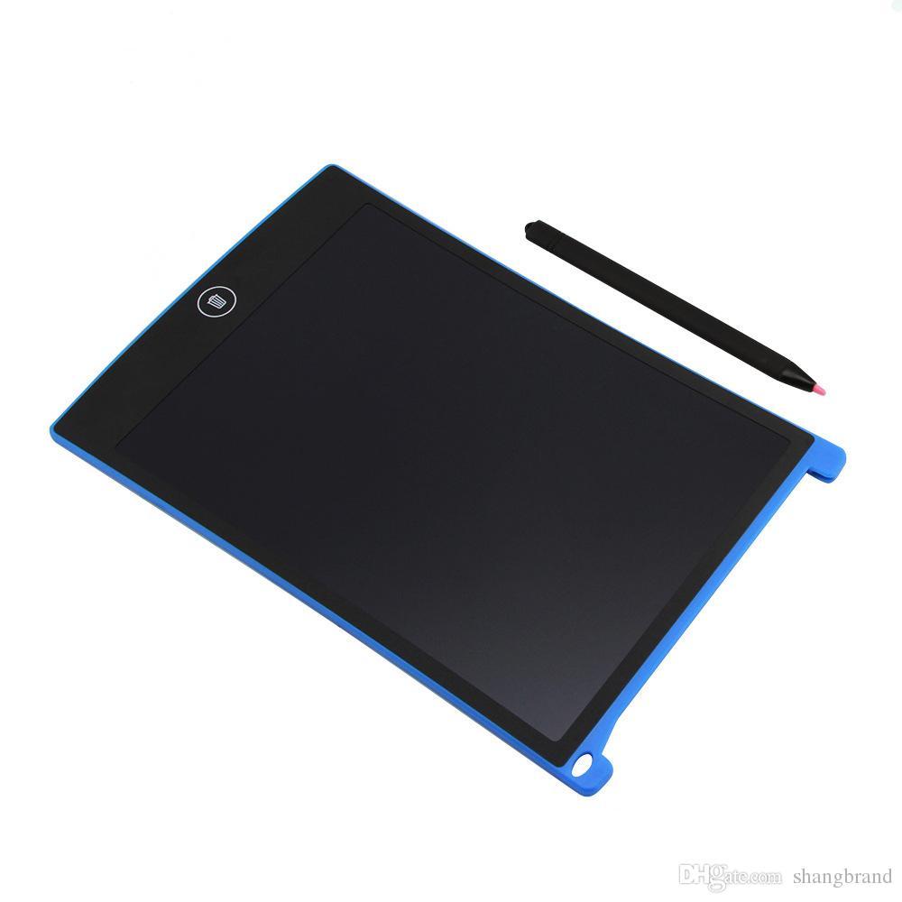LCD Schreibtafel 8.5 zoll Memo Whiteboard Kinder Tragbare Tablet Board für Schulkinder Zeichnung Spielen Handschrift eWriter Pad
