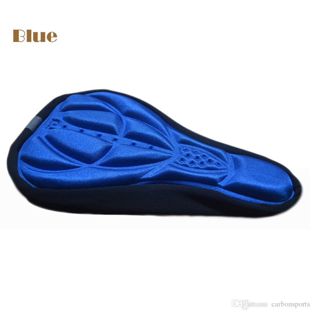 High Quality Bicycle Saddle Bicycle Parts Cycling Seat Mat Comfortable Cushion Soft Seat Cover for Bike New