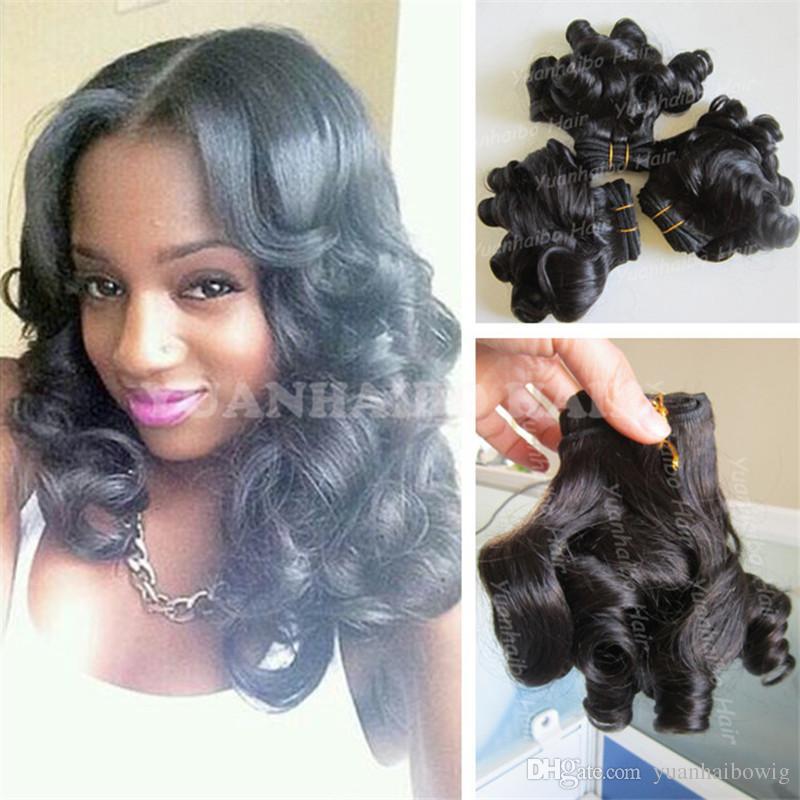 Quality 8a Grade 1b Black Hair Indian Virgin Hair Magic Bounce Curls