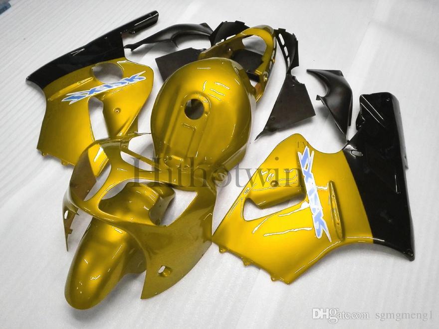 Molde de inyección Capucha de plástico ABS para motocicleta Para Kawasaki ZX-12R 2000-2001 ZX 12R 00 01 kit de carenado de motor ABS azul