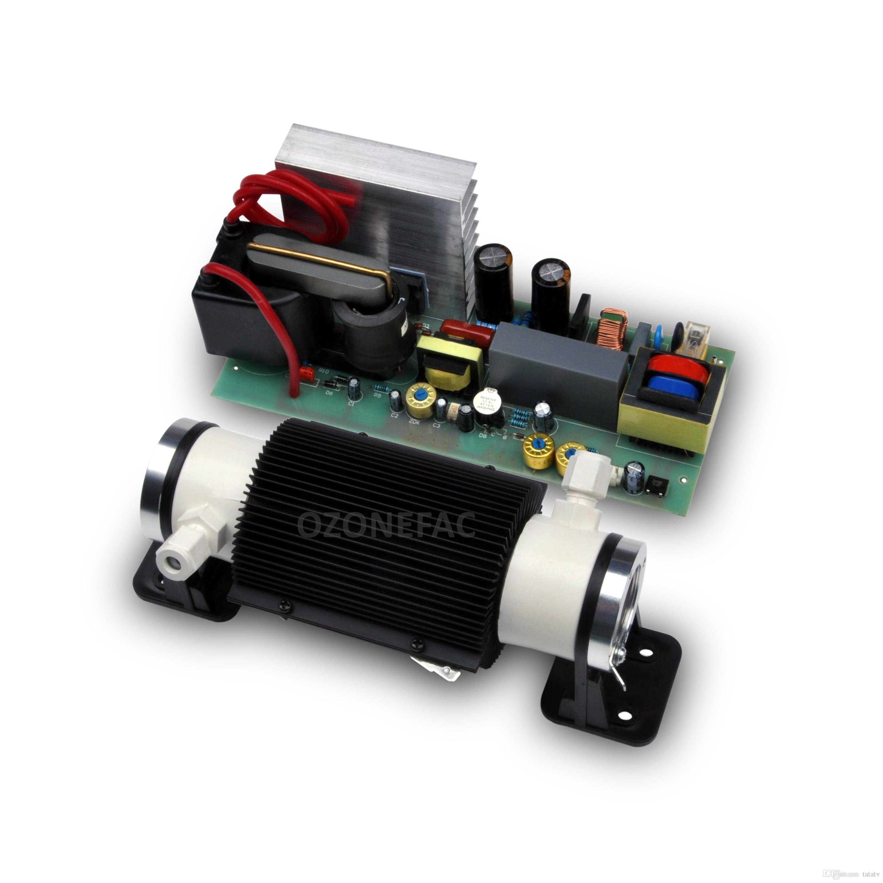 2018 7g Hr Adjustable Corona Discharge Ozone Generator Ceramic