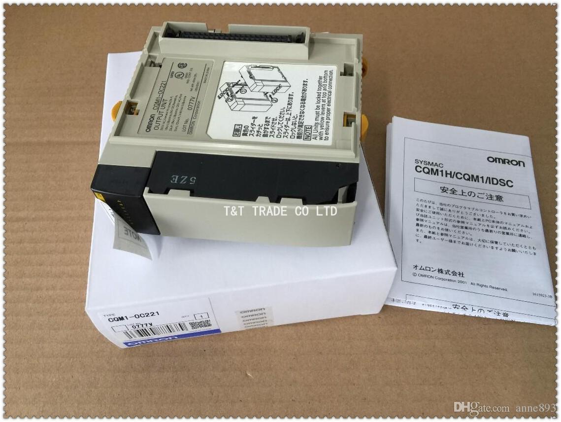 Блок вывода Omron CQM1-OC221 Новая и оригинальная гарантия на год