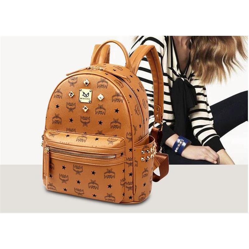 Mchy&Tyf Stark Backpack Bag Bags Book Bag Ladies Handbags On Sale ...