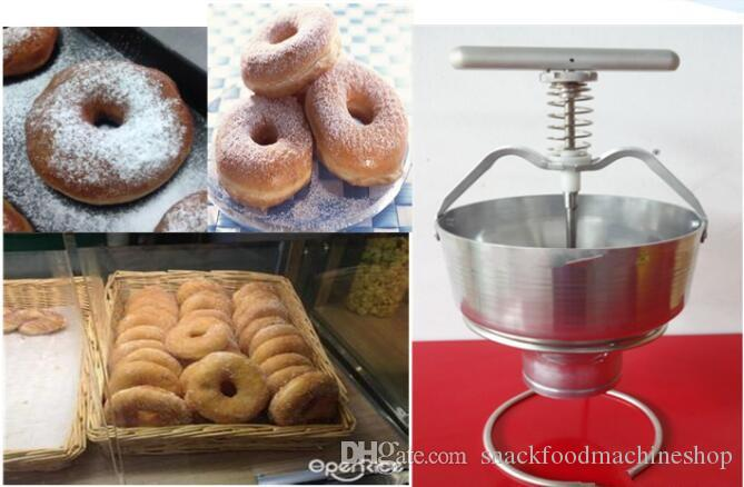 Easy To Use Family Popular Mini Donut Machine Manual Donut