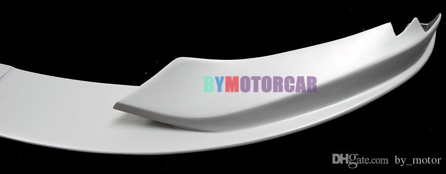 P Style 3K FRP anteriore paraurti Labbro F32 F33 F36 MTECH Fit BMW