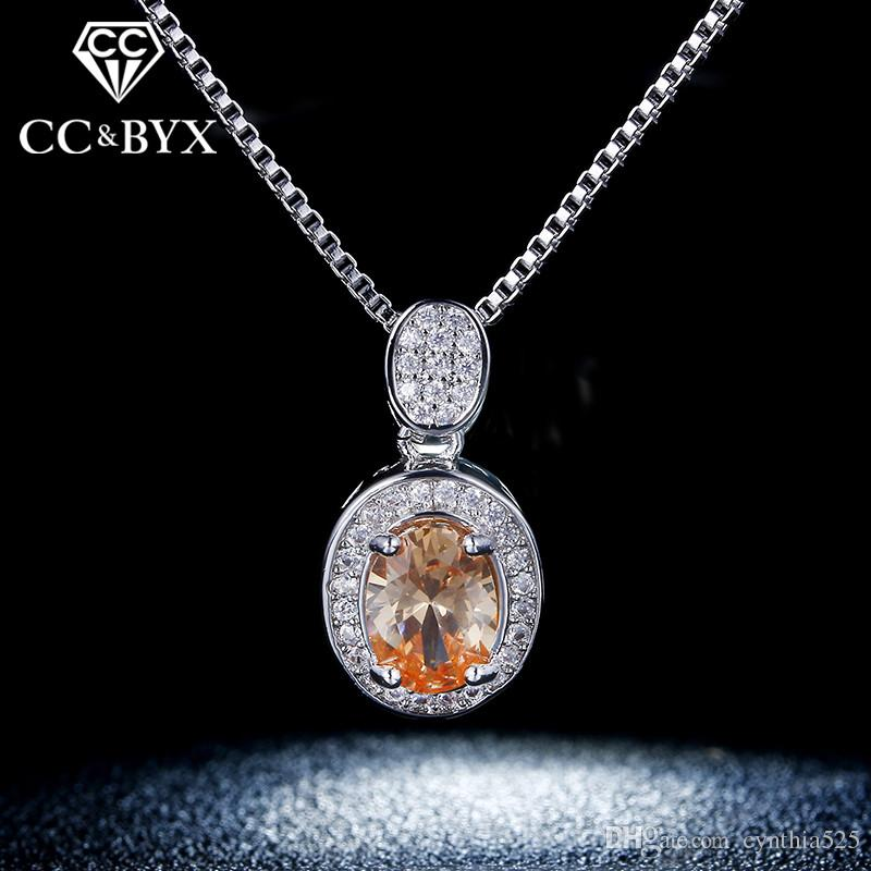 Wholesale cc jewelry wholesale fine gold stone cz pendants necklace wholesale cc jewelry wholesale fine gold stone cz pendants necklace for women shine crystal vintage jewelry necklace party wedding accessories n007 amber aloadofball Image collections