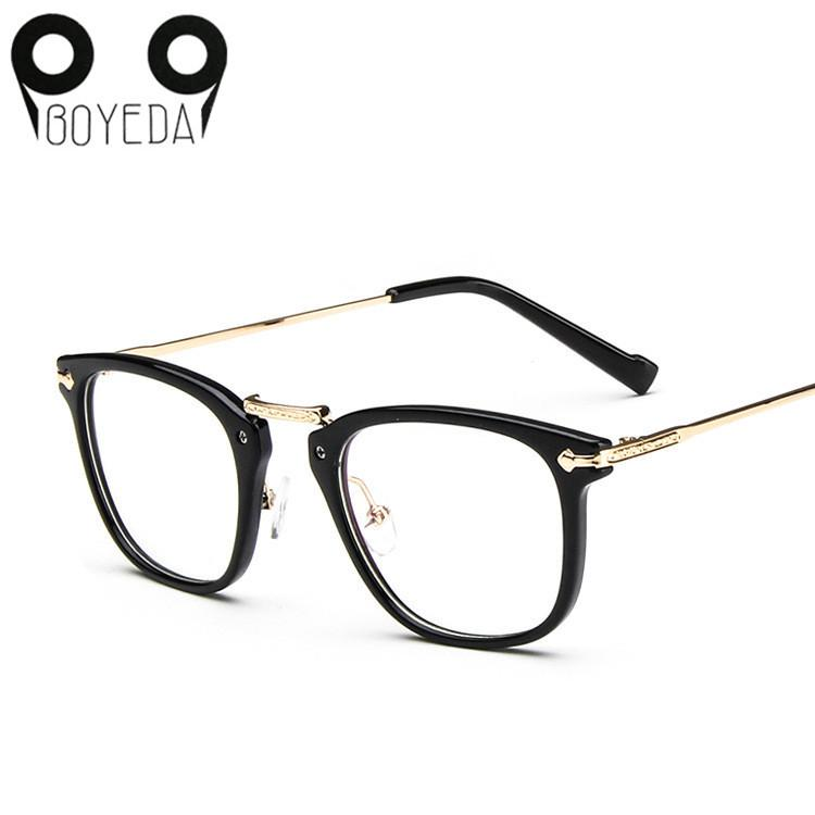 2018 Wholesale Boyeda New Brand Women Spectacle Frame Vintage Optics ...
