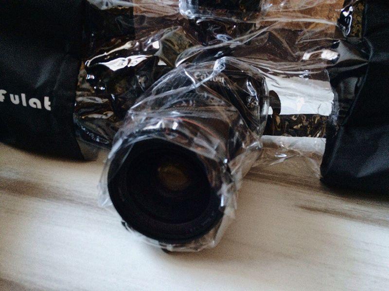 Professional Camera Waterproof Rainproof Dust Proof Rain Cover Protector for Camera Nikon Canon DSLR Cameras