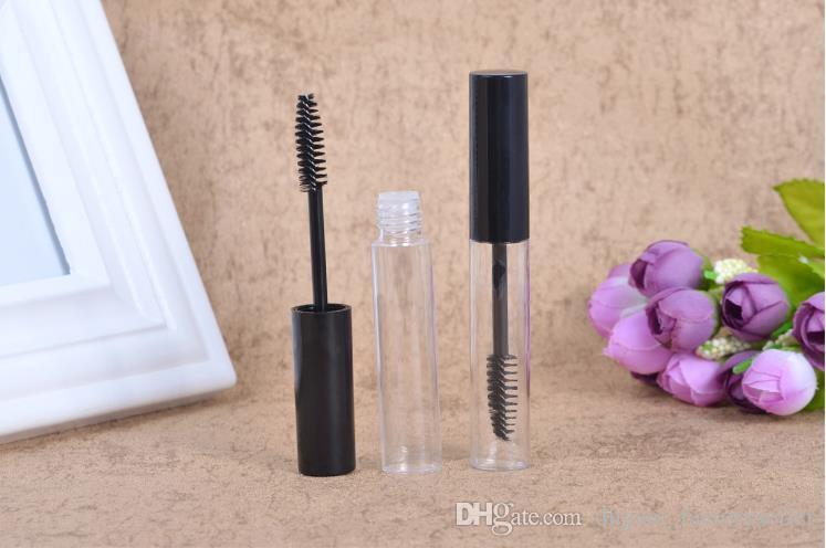 Высокое качество пластика 5 мл многоразовые портативный пустые ресницы трубки тушь контейнер макияж косметический высокое качество