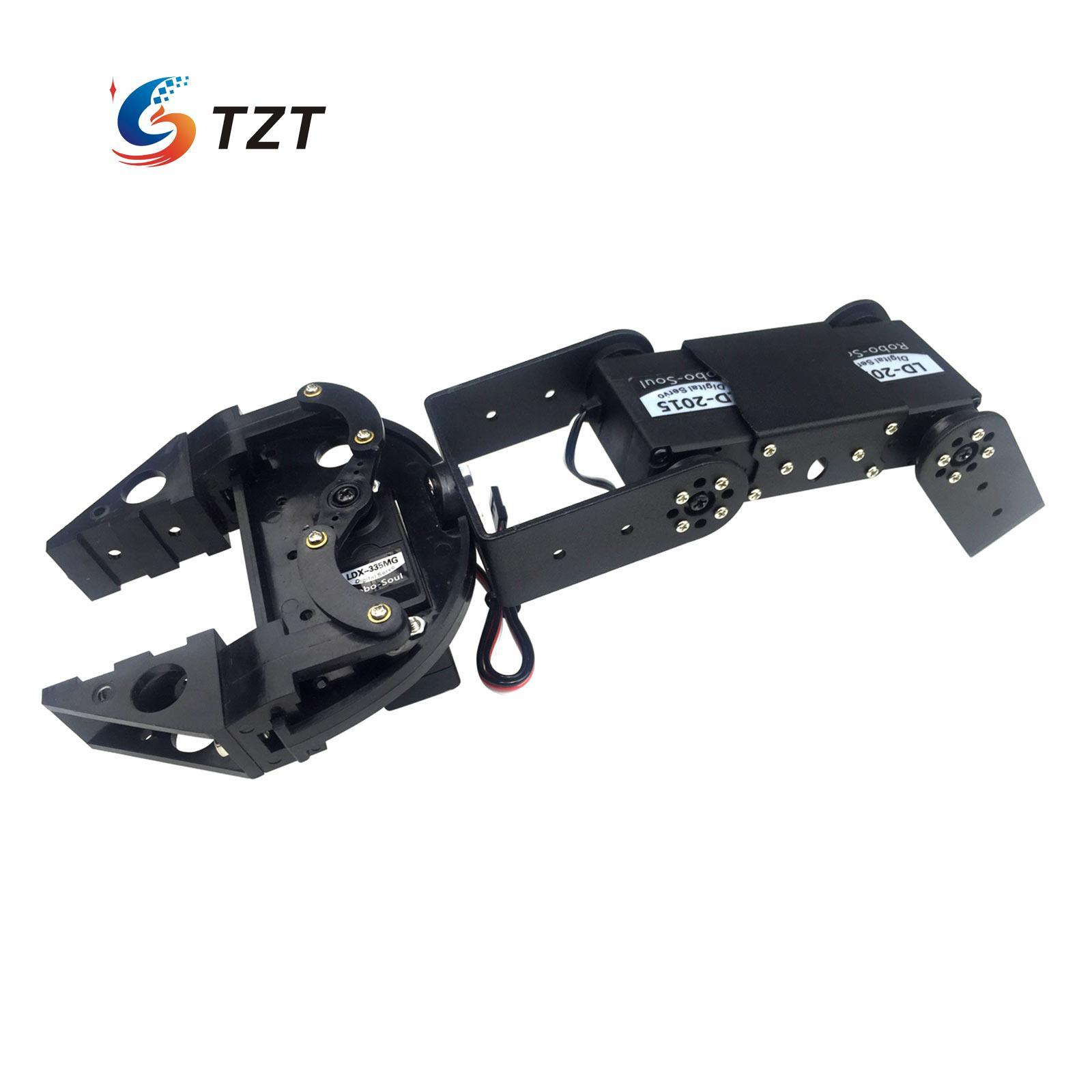 Wholesale 3dof Mechanical Arm Robot Clamp Claw Hand Frame For Smart ...