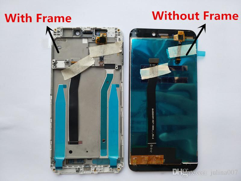 Original For Xiaomi Redmi 4X LCD Display with Frame Screen Touch Panel Redmi 4X LCD Display digitizer Frame Assembly Spare Parts