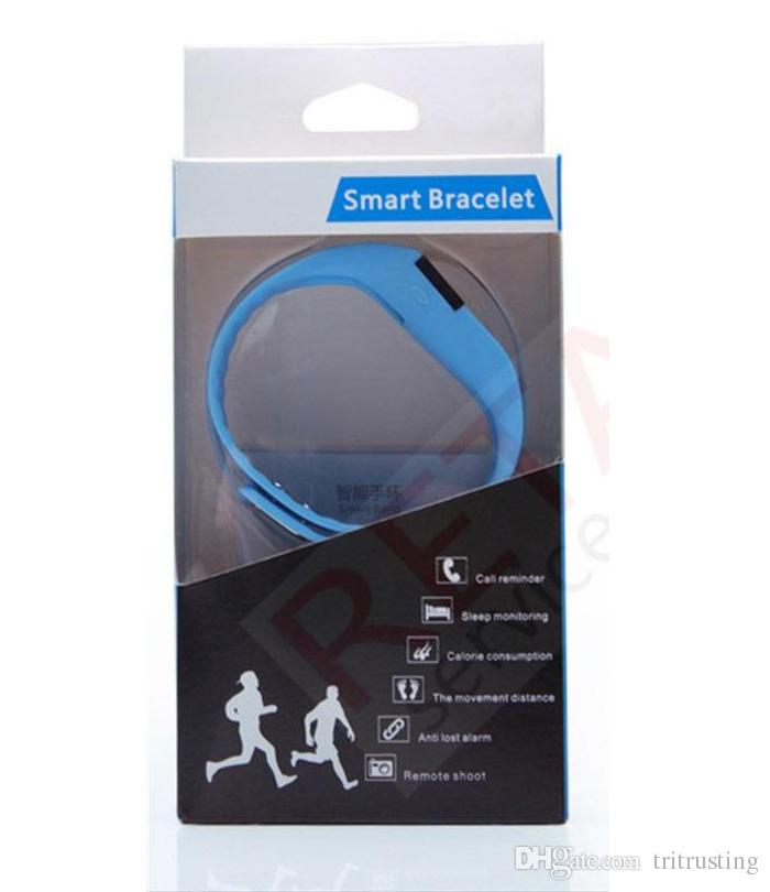 FITBIT TW64 Fit Bit wristband Smart Band Fitness Activity Tracker Bluetooth 4.0 Smartband Sport Bracelet for IOS & Android Cellphone MQ100