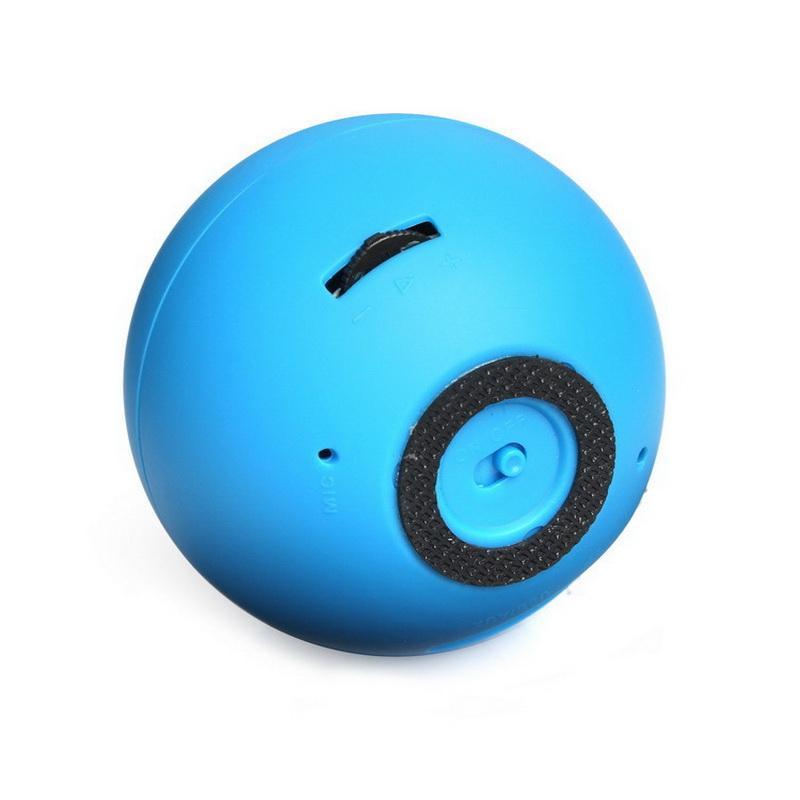 Magic Ball Mini altoparlante Bluetooth Subwoofer portatili senza fili Scatola audio stereo TF MP3 Lettore musicale FM vivavoce telefono 165