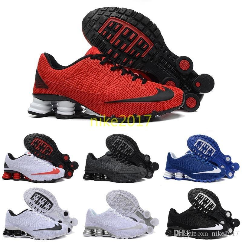 New Shox Turbo 21 Men And Women Running Shoes Cheap Shox Nz Fashion Sneakers  Shox Current Top Quality Sport Shoes Size 36 46 Prom Shoes Sperry Shoes  From ...