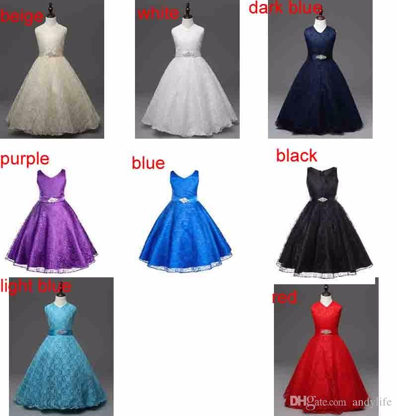 Mainly Floor Dresses Daughter Daddy Length Dance merchants authorize