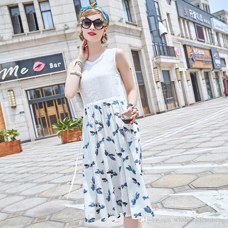 Dress code casual white summer