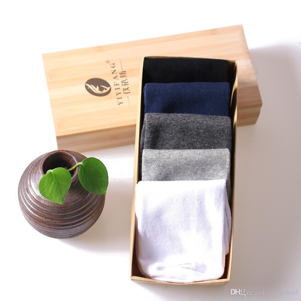 10 пар 5 цветов один размер чистый хлопок спортивные мужские носки, анти-запах и абсорбирующие носки тапочки для на открытом воздухе