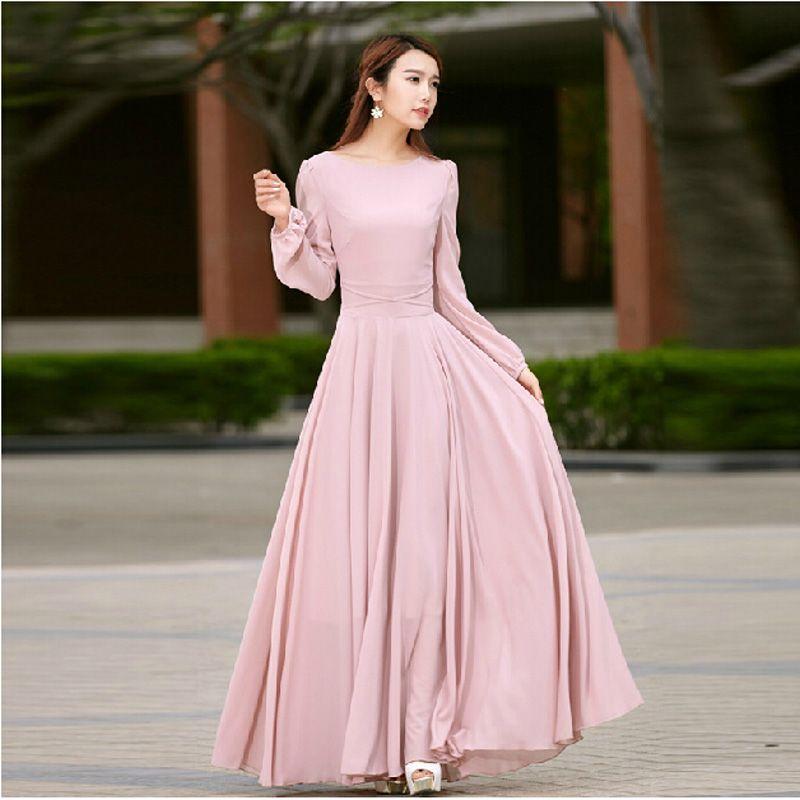 Vestido High Quality New Fashion 2016 Designer Runway Vintage Maxi ...