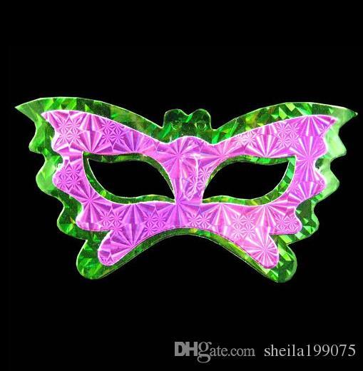 Nakliye boşaltır moda ucuz yaratıcı dans maske kağıt parti maskesi göz maskesi