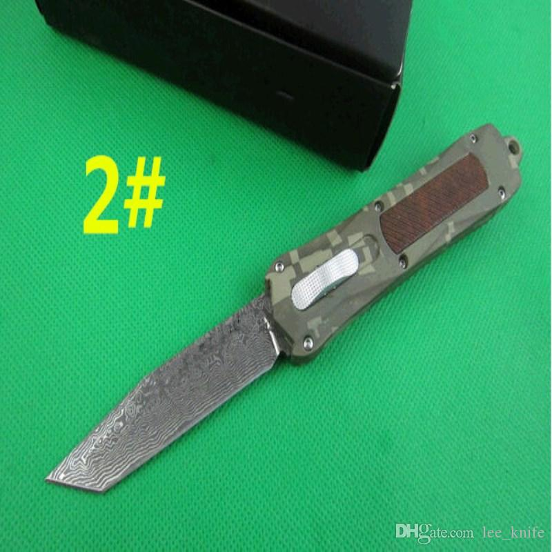 HIght Recommend mi a163 A163 4 models optional Hunting Folding Pocket Survival Knife Xmas gift for men ZT