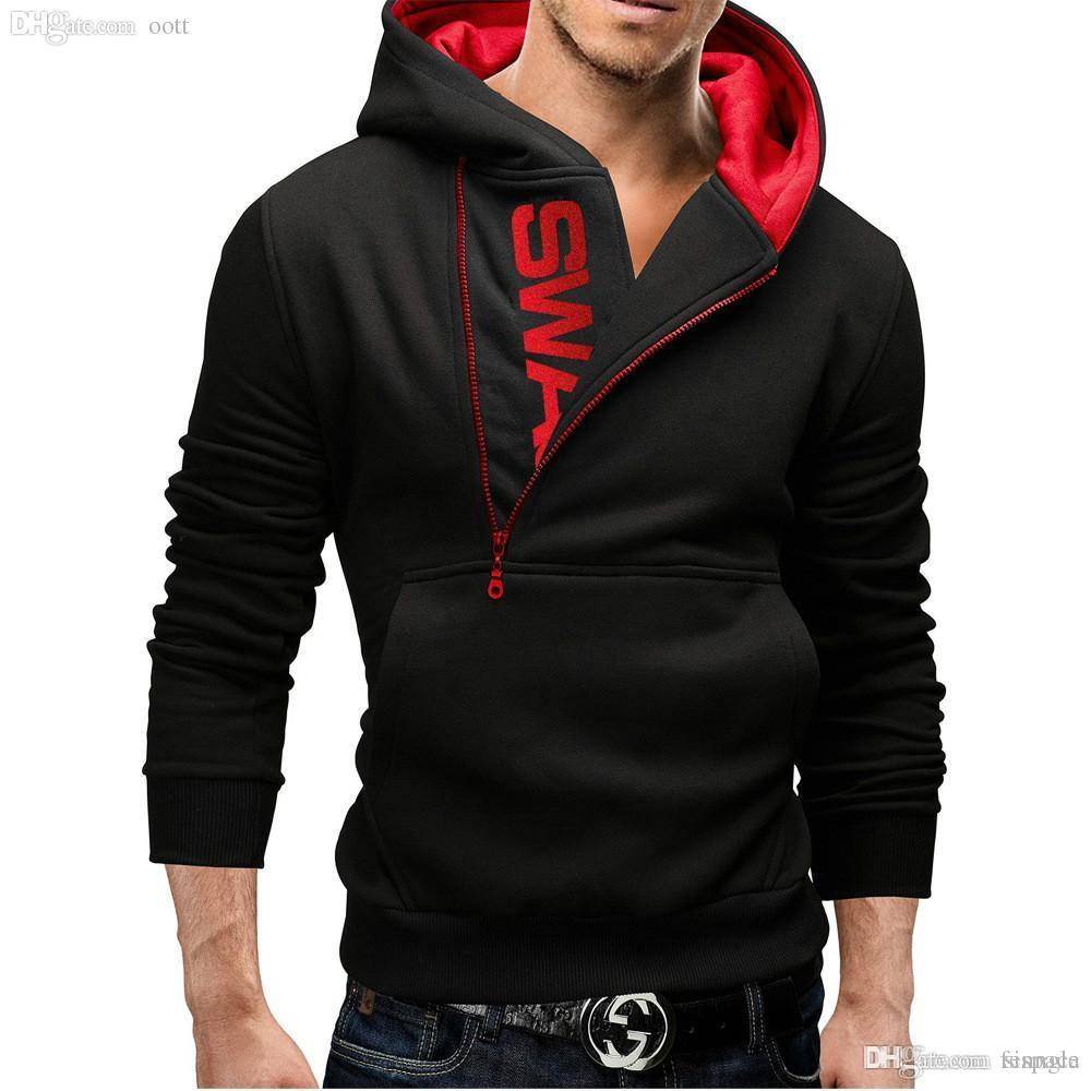 2017 Wholesale 2015 Zip Up Hoodies For Men,Long Sleeve Sport ...