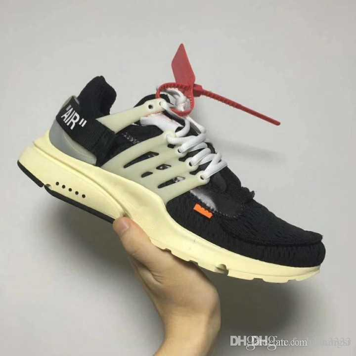 19e522ac53 2019 BEST QUALITY THE TEN OFF WHITE X AIR PRESTO VIRGIL ABLOH MAN AND WOMEN  RUNNING SHOES TOP OUTDOOR SPORTS SNEAKERS WITH ORIGINAL BOX From Huangsr,  ...