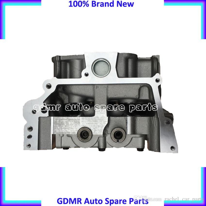 Auto engine parts 11039-EC00A AMC 908 610 Complete YD25-DDTI YD25 cylinder head for nissan Navara Pathfinder Cabstar 2.5DDTI 2005-