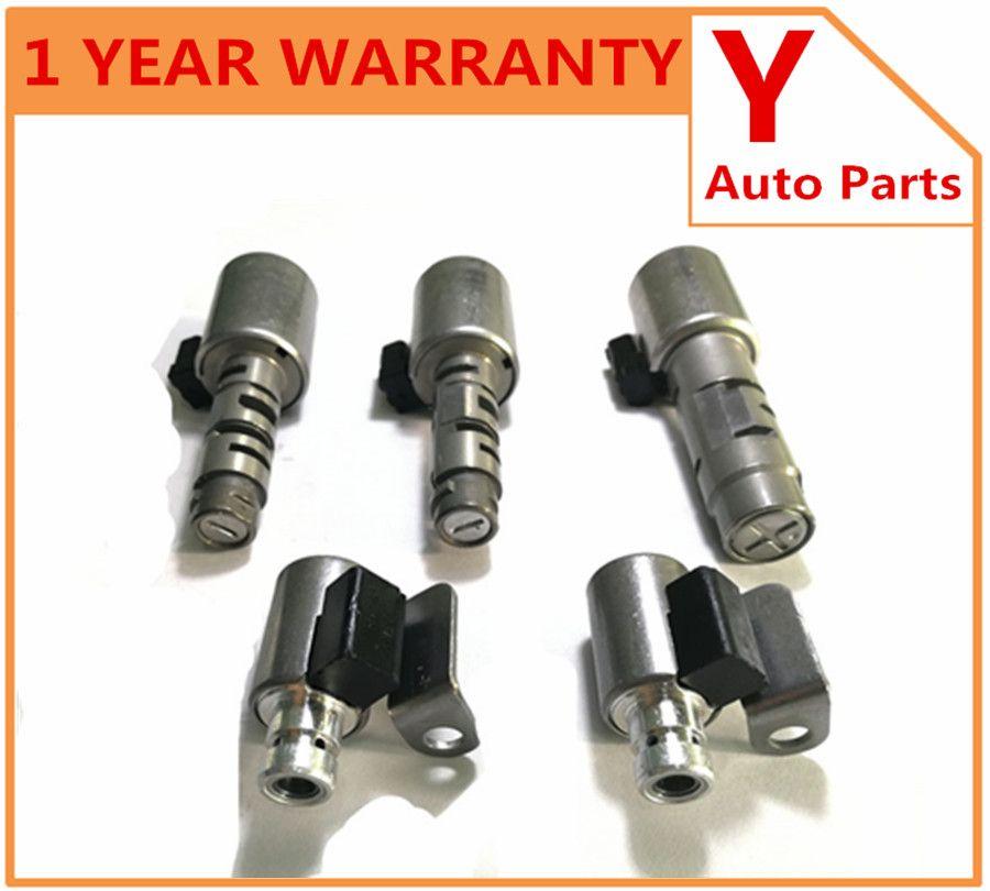 Good Quality 5pcs/set Solenoid valve OEM K313 For TOYOTA COROLLA Free  Shopping