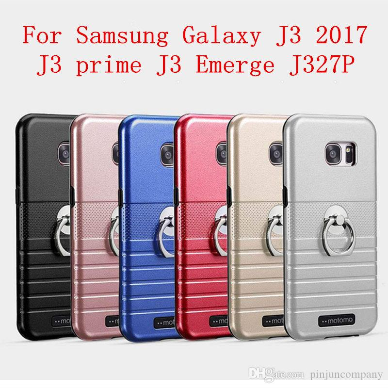 615b3e1c830 Fundas Moviles Baratas Para Samsung Galaxy J3 2017 J3 Prime J3 Emerge J327P  Metropcs J7prime / On7 2016 Motorola Moto G5 Armor Funda Motomo Accesorios  De ...
