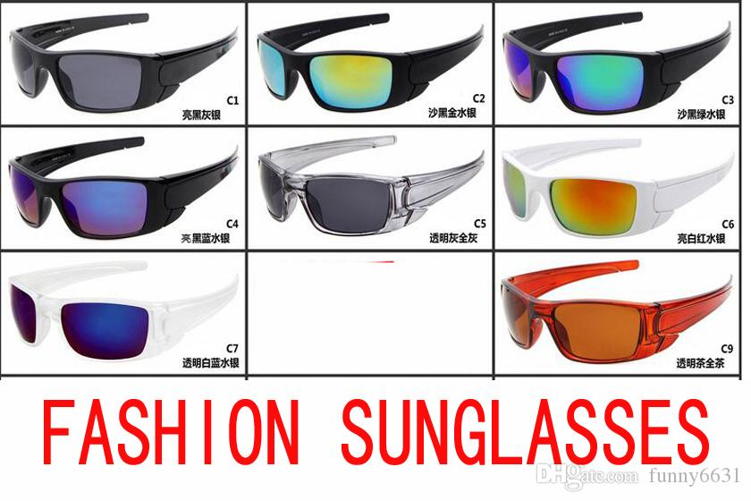 brand new sunglasses womendriving galss goggles cycling sports dazzling eyeglasses men reflective coating sun glass A++