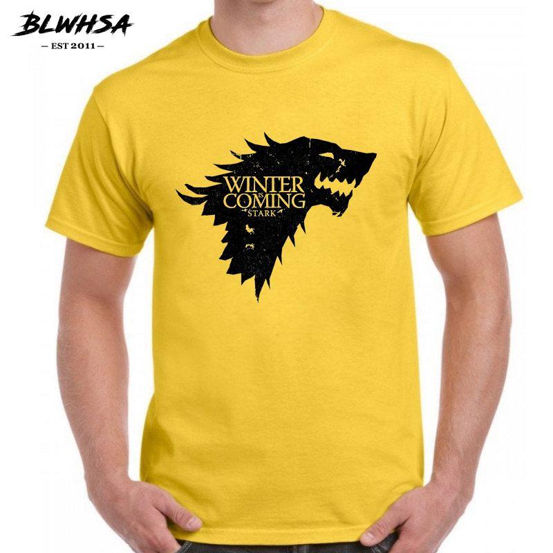 MT001709111 winter is comeing stark Yellow logo