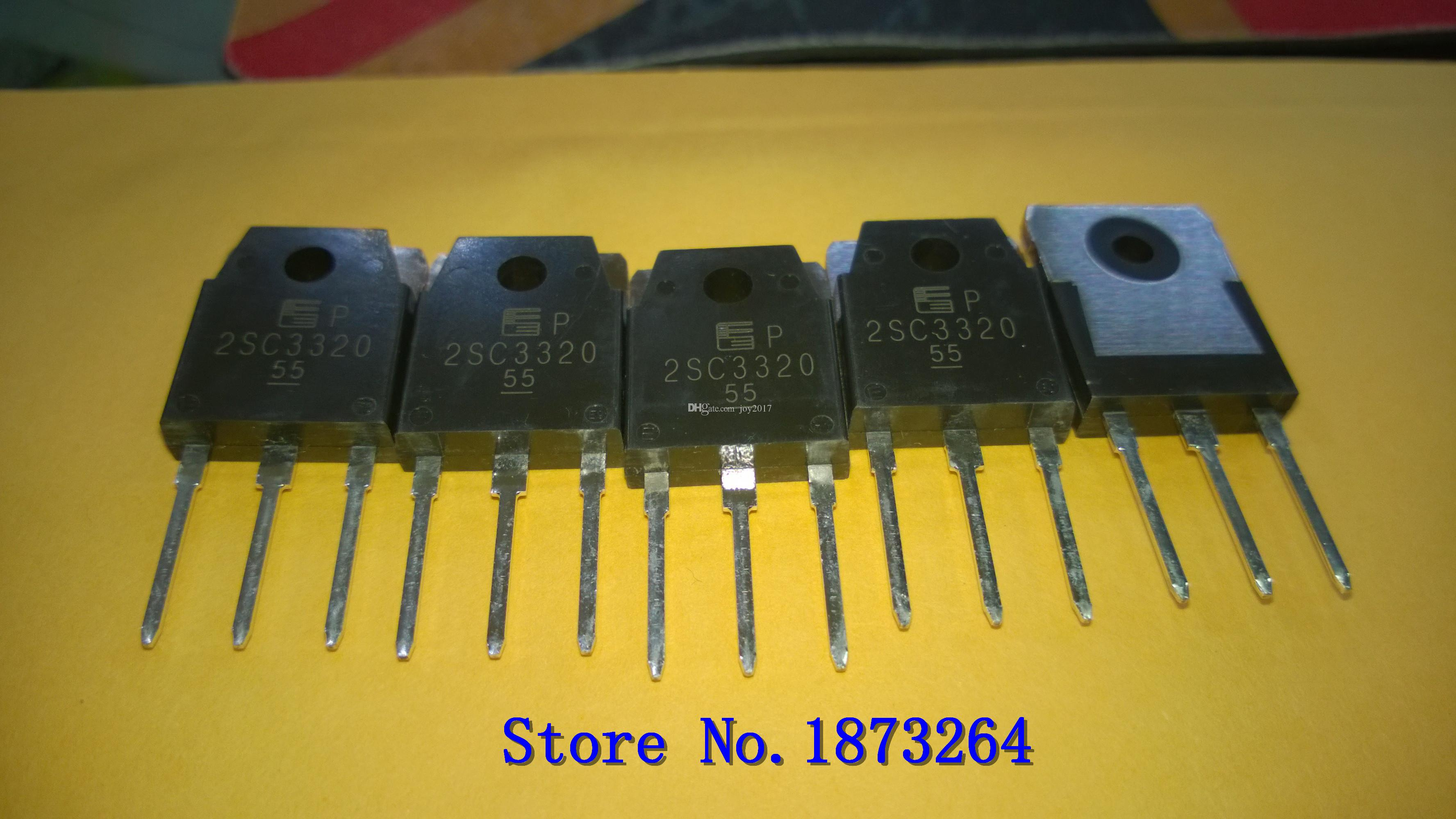 2sc3320 C3320 To 3p New And Original Online With Fr207 10 Pcs 1543 Piece On Joy2017s Store