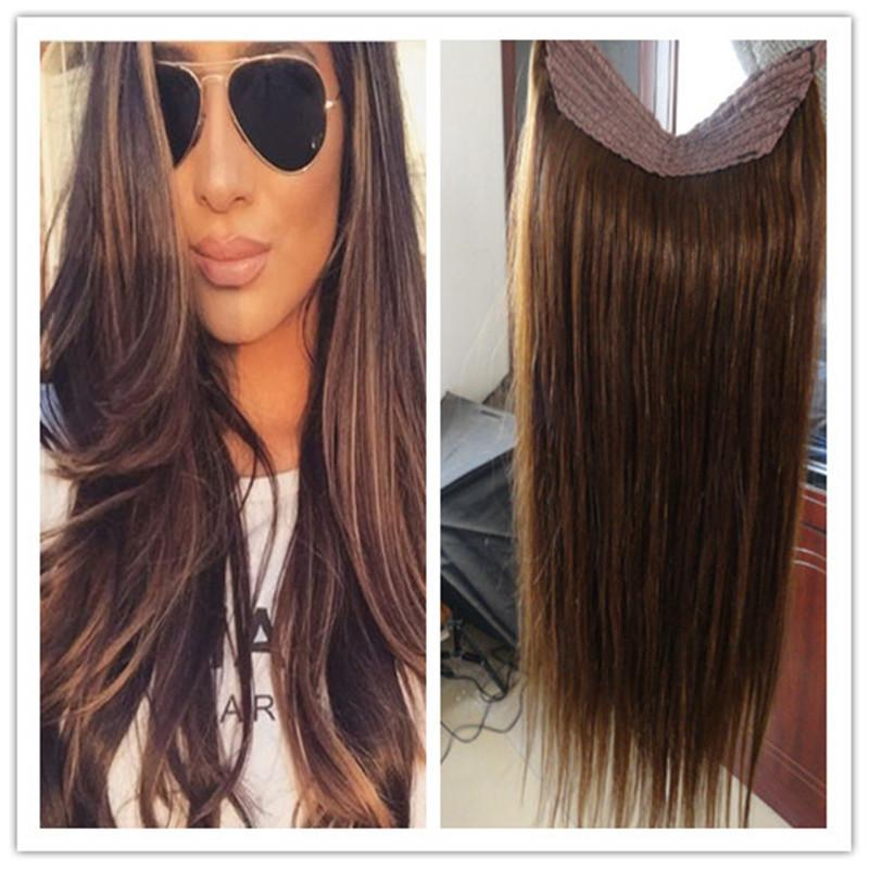 Cheap cheap grade 8a human flip in halo hair extensions 100 cheap cheap grade 8a human flip in halo hair extensions 100 natural straight indian real hair fish line hair extension black curly hair weave brazilian pmusecretfo Images