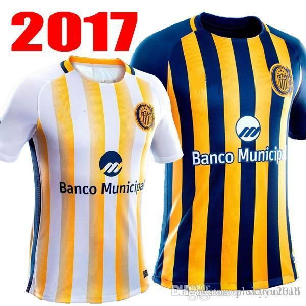 2f9dafae3 2019 2017 2018 Rosario Central Home Soccer Jerseys 17 18 Rosario Central  Away 3rd Football Jersey Shirts From Plus2football