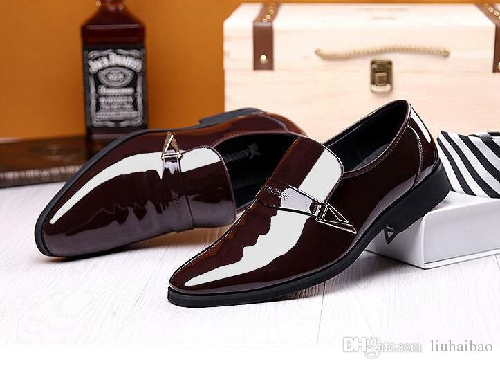 Chaussure Homme Chaussure Homme Chaussures taille chaussures pour hommes de mode masculine Valentine Chaussures habillées yOdPTeQ