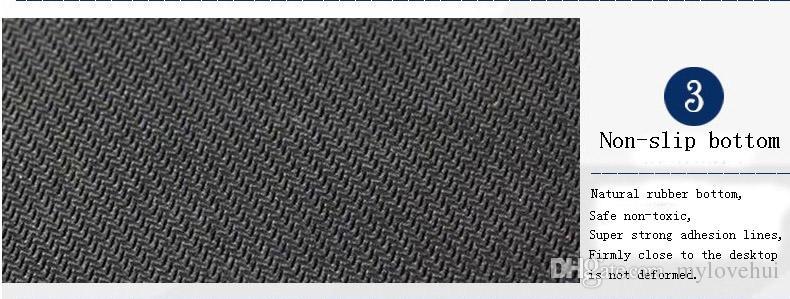 Tappetino rettangolare in gomma naturale antiscivolo trump make america america di nuovo accessori computer forniture ufficio mouse pad