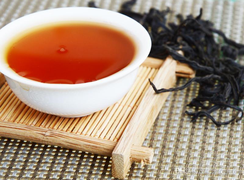 500G Top Grade 2020 clovershrub Da Hong Pao Red Robe Dahongpao Chá Oolong chá frete grátis antifatigue preto