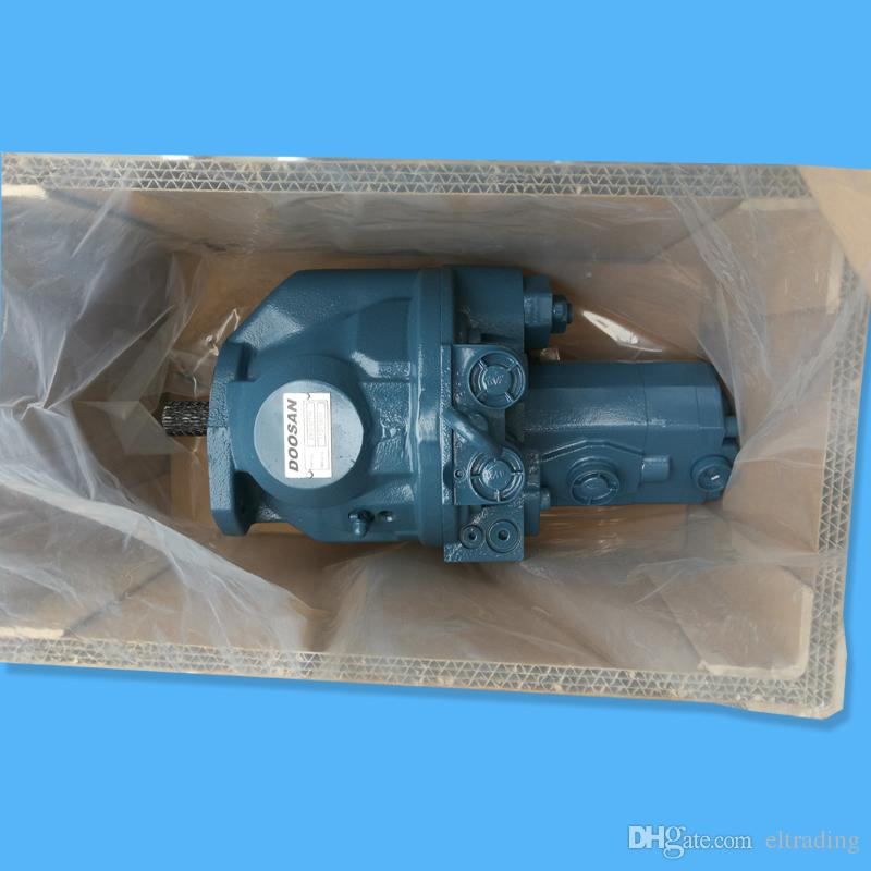Hyundai Excavator R55-7 R60-7 AP2D25 T5VP2D25 Main Hydraulic Pump Gear Pump 31M8-10020 2302-9277B with High Quality