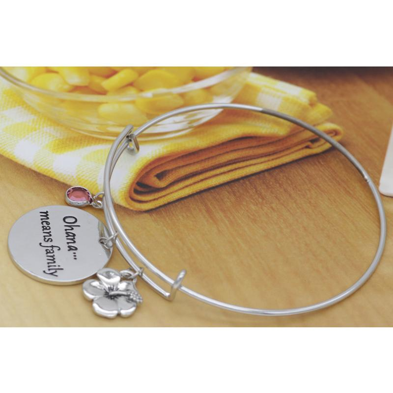 2017 exquisite petal good-looking warm and cheap hot round silver-plated adjustable craft bracelet YP3159