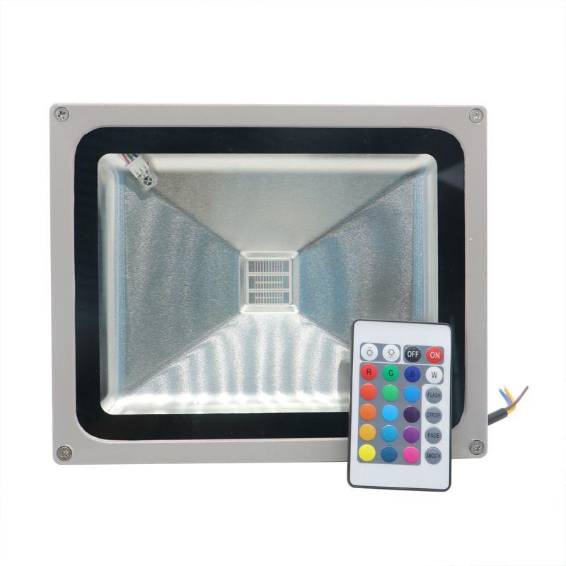 Beleuchtung Rgb Flutlicht Rgb-30w Außenstrahler & Flutlichter