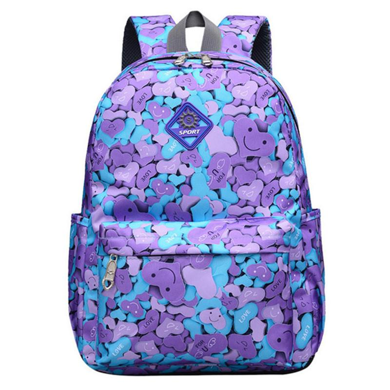 New School Bags For Girls Brand Women Backpack Cheap Shoulder Bag Wholesale Kids  Backpacks Fashion Mochilas Rucksack Womens Bags Lunch Bags For Kids From ... dd9d25dbde776