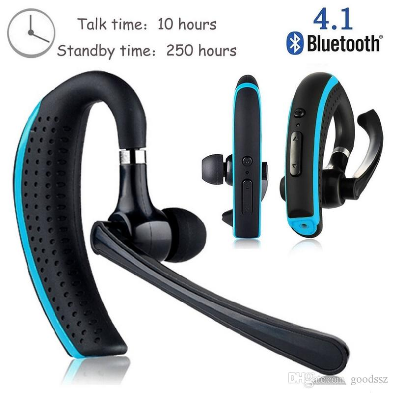기존 BH790 블루투스 헤드셋 V4.1 무선 이어 후크 이어폰 스테레오 음악 헤드폰 자동차 드라이버 아이폰 7에 대한 마이크와 핸즈프리 삼성
