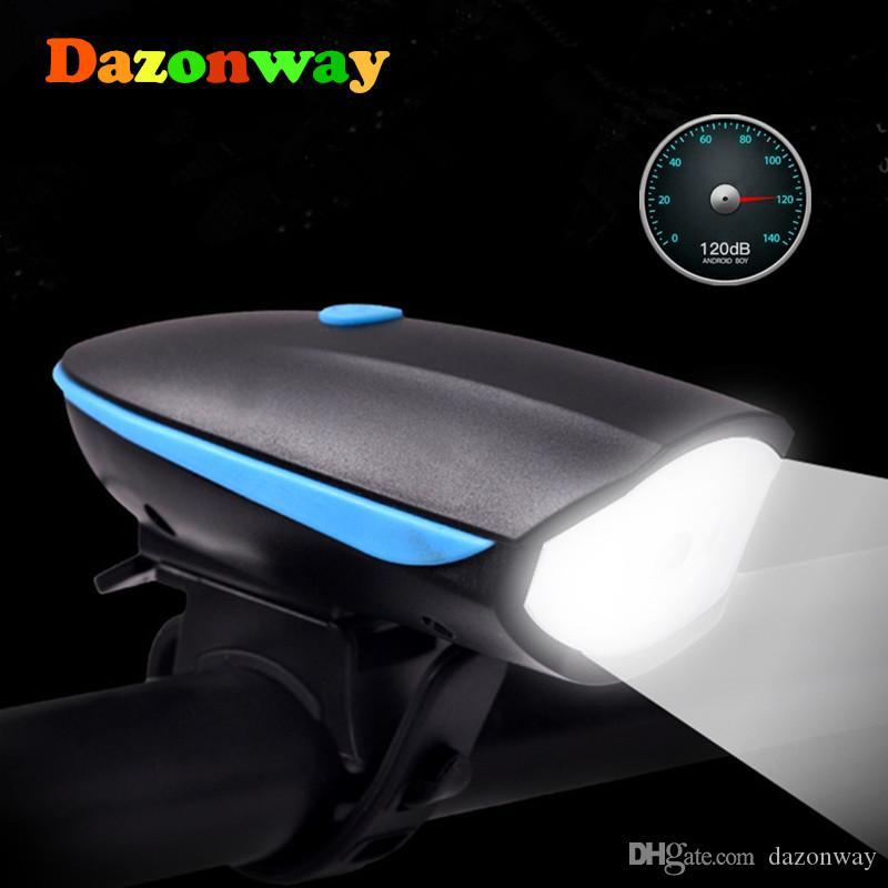 Amazing Dazonway Bicycle Horn Night Light Usb Charging 240 Lumen Ipx4 Geral Blikvitt Wiring Digital Resources Geralblikvittorg