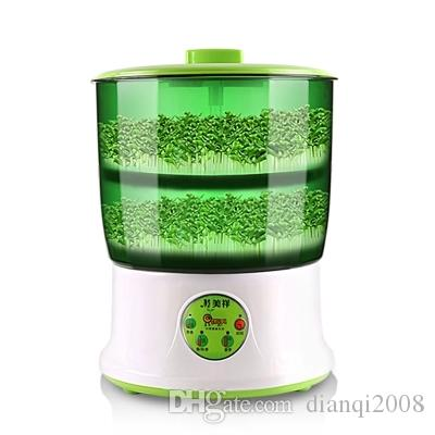 2018 Full Automatic Household Large Capacity Bean Sprouts Machine ...